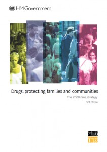 Drugs protecting families and communities 2008