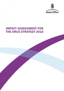 Impact assessment for the drug strategy 2010