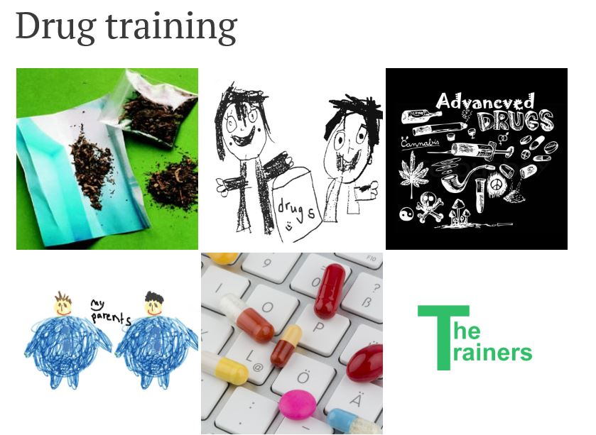 drug training