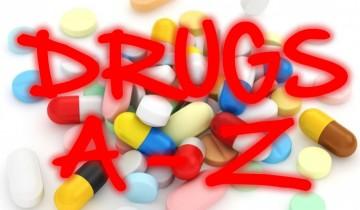drugs a-z