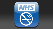 Stop smoking iPhone app